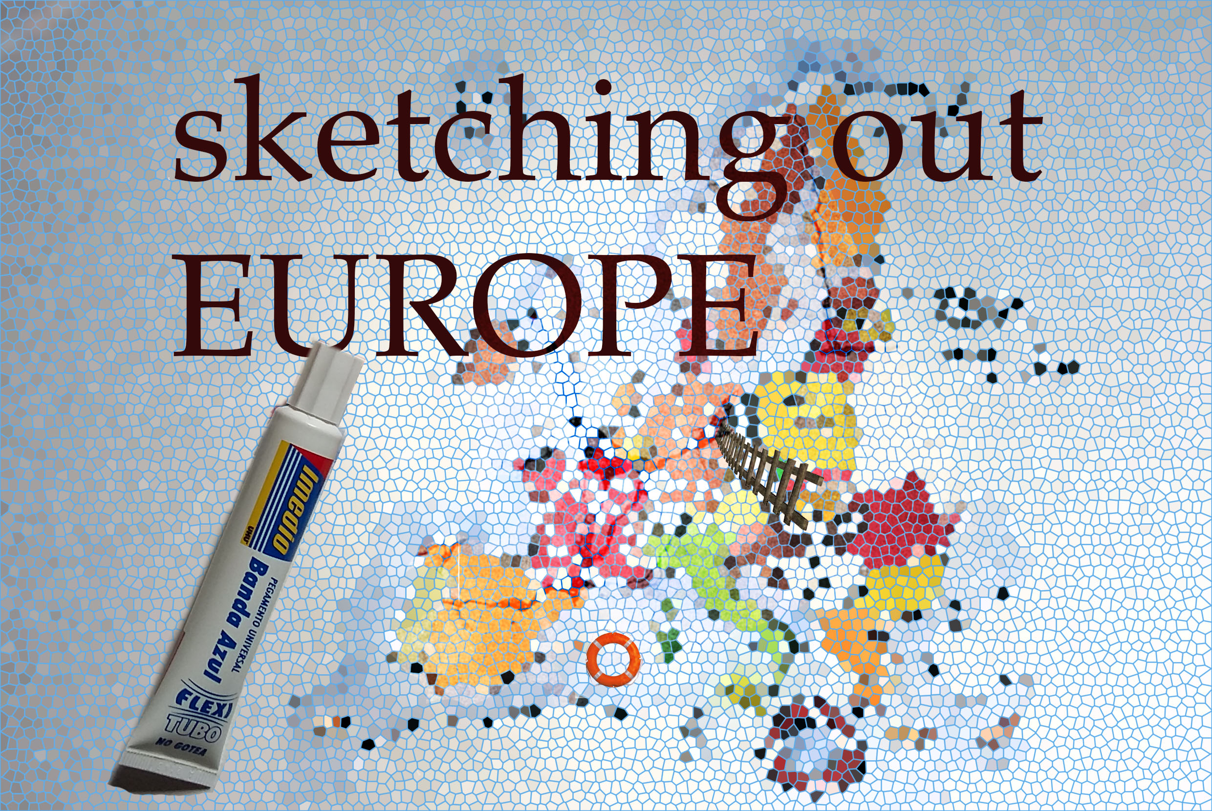 sketching out europe